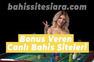 bonus veren bahis siteleri