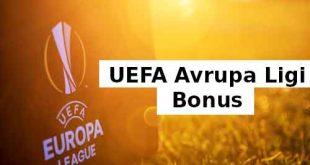 uefa avrupa ligi bonus